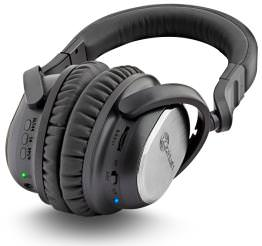 Naztech i9BT Budget Active Noise Cancelling Headphones