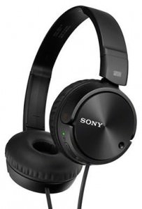 Sony MDRZX110NC Budget Active Noise Cancelling Headphones