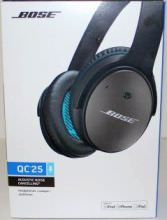 Bose QuietComfort25 Box