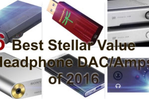 The Best Stellar Value Headphone DAC/Amps (Dec. 2016)