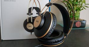 AKG K92 Headphones Review