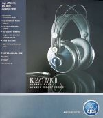 AKG K271 MK II Closed Headphones Box