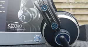 AKG K 271 Mk II Closed Full Size Headphones