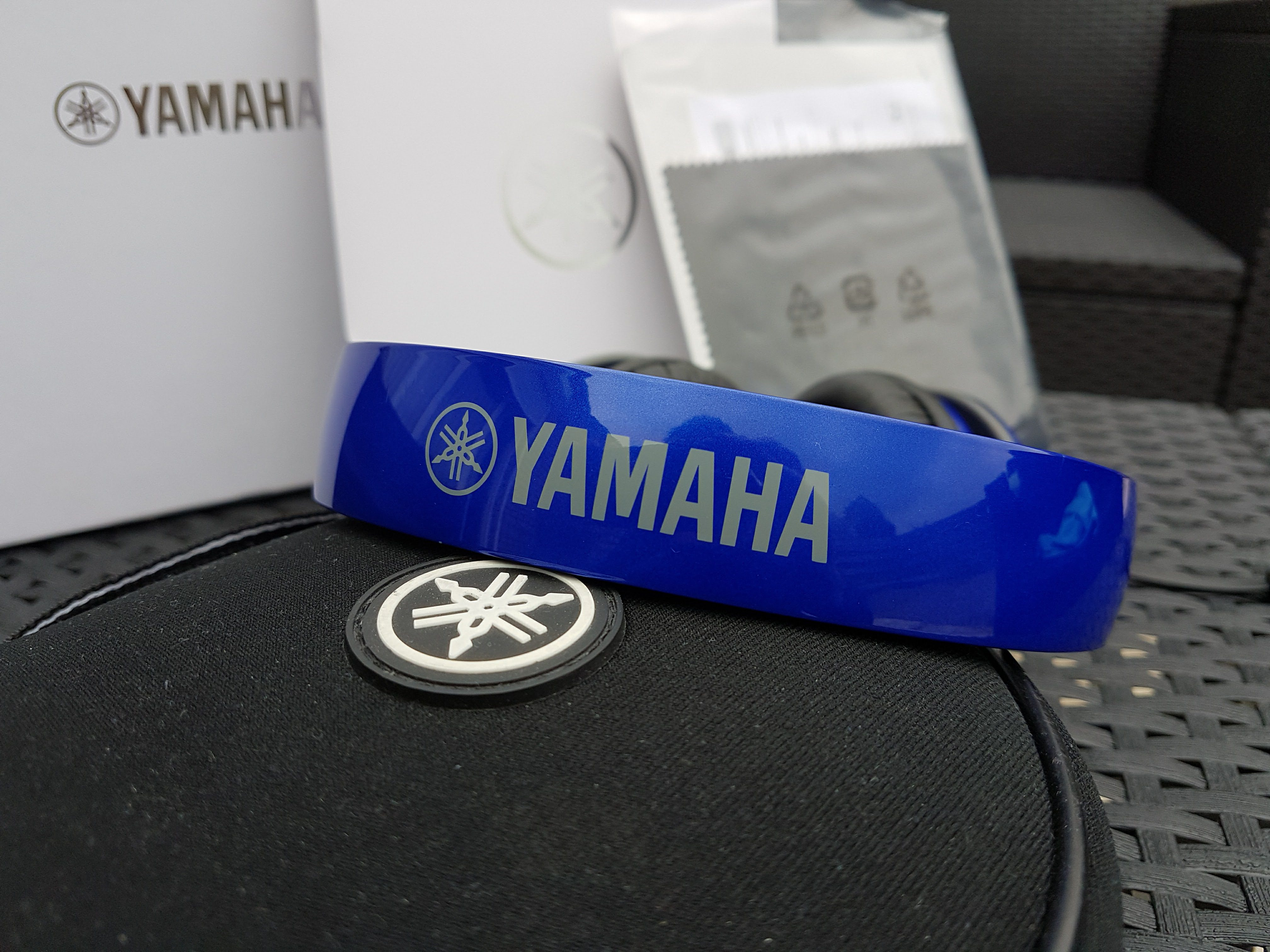 Yahama Pro 300 Blue Edition Package
