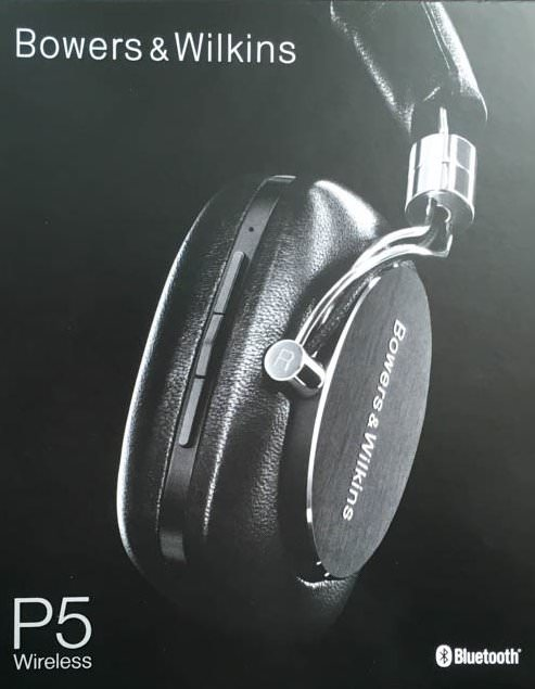 Bowers & Wilkins P5 Wireless Package
