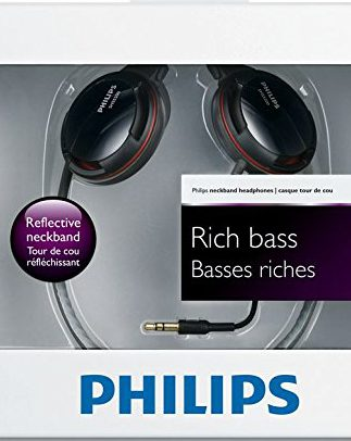 Phillips Rich Bass Neckband Headphones