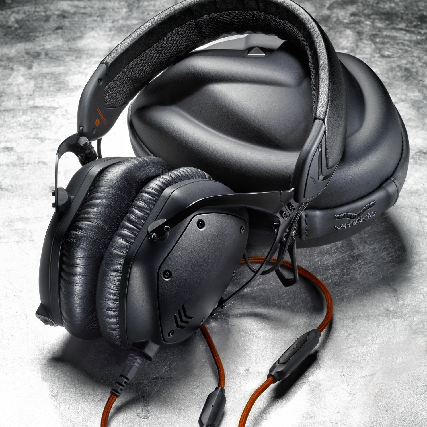 V-Moda Crossfade M-100 Headphone and Case