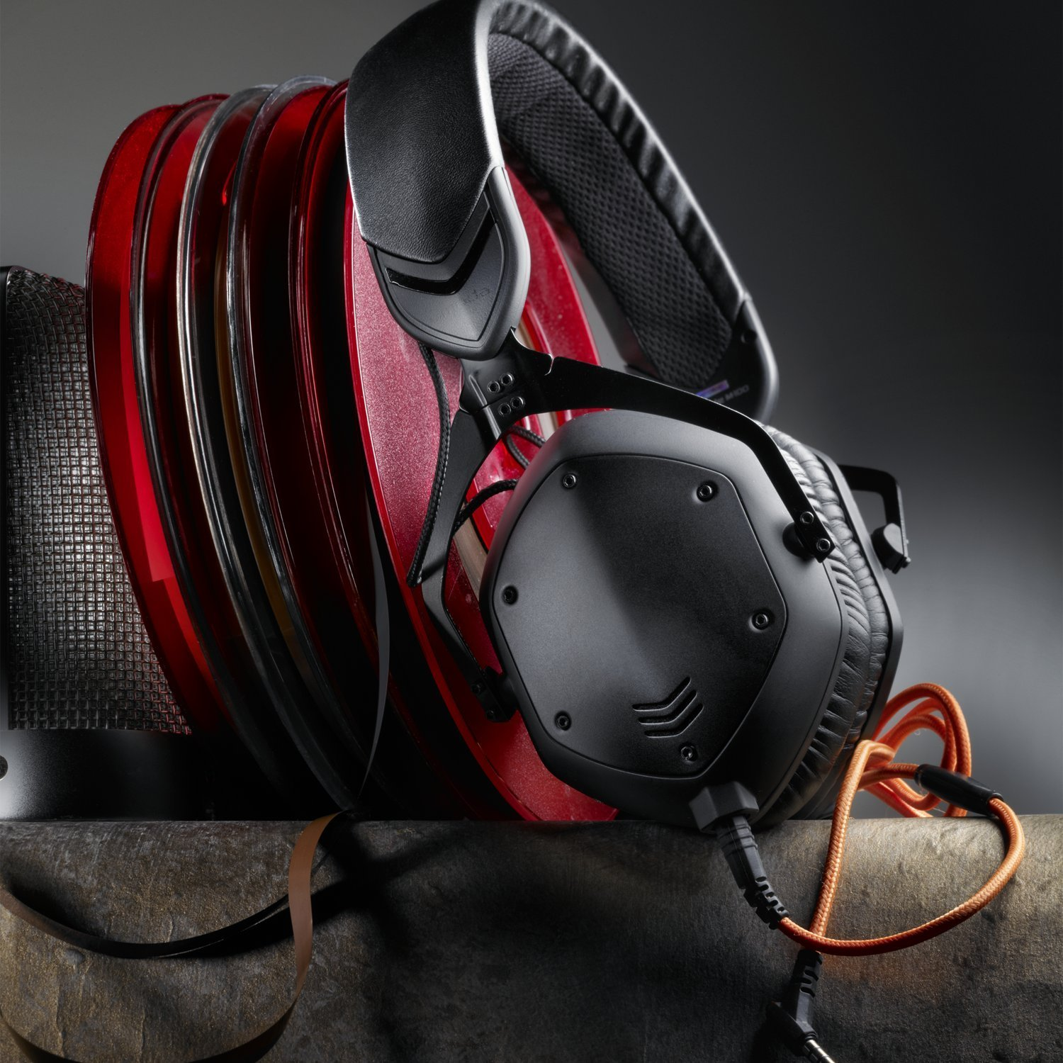 V-Moda Crossfade M-100 Headphones on Mic