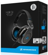Sennheiser HD8 DJ Headphones Package