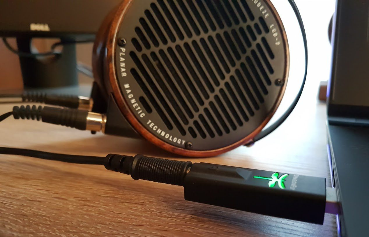 Review: The Ambitiously Well-Rounded AudioQuest DragonFly Black