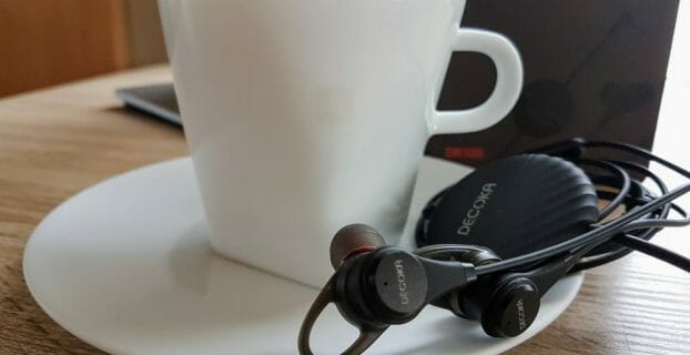 Noise cancelling earbuds tips - active noise cancelling earphones