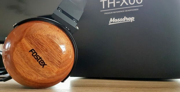 Sonarworks Fostex TH-X00 Calibrated Headphones